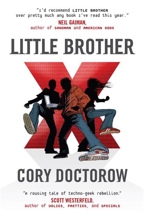 libro little brother por cory doctorow picando c 243 digo