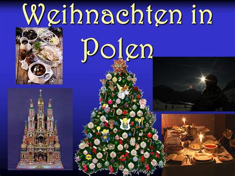 Weihnachten In Polen by Weihnachten In Polen Ppt Herunterladen