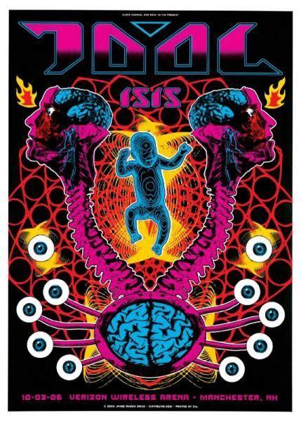 poster design online tool tool band poster design artwork posters pinterest