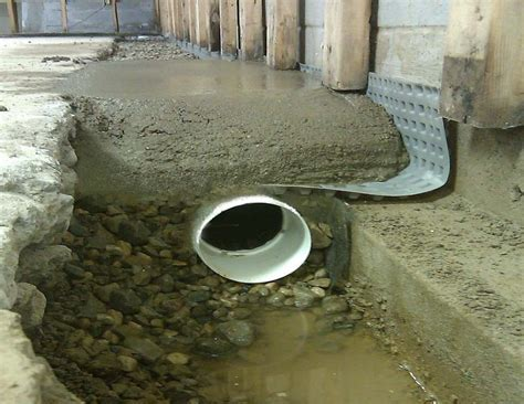 The Most Common Type of Basement Leak   Nusite