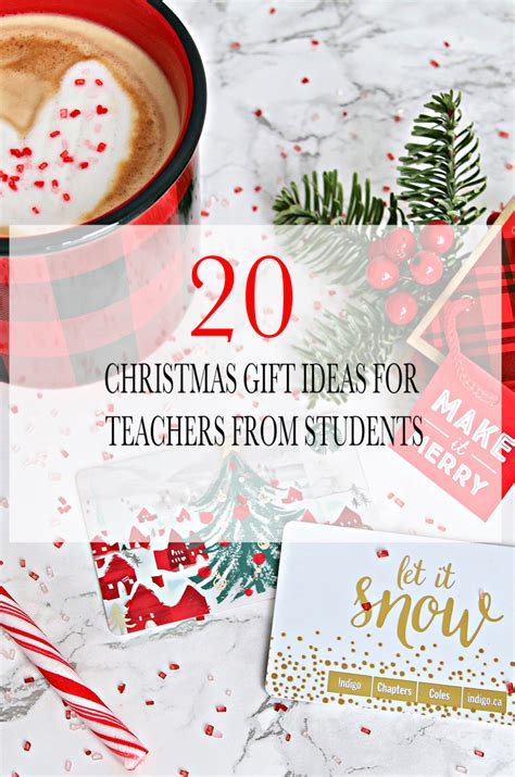 20 christmas gift ideas for teachers from students curvy