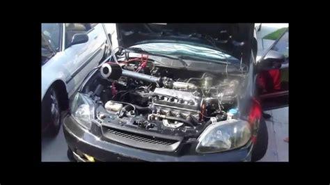 ek d16y7 z6 all motor build