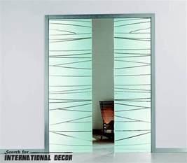 Sliding Closet Doors Ideas Top Designs Of Interior Sliding Doors Trends International Decoration
