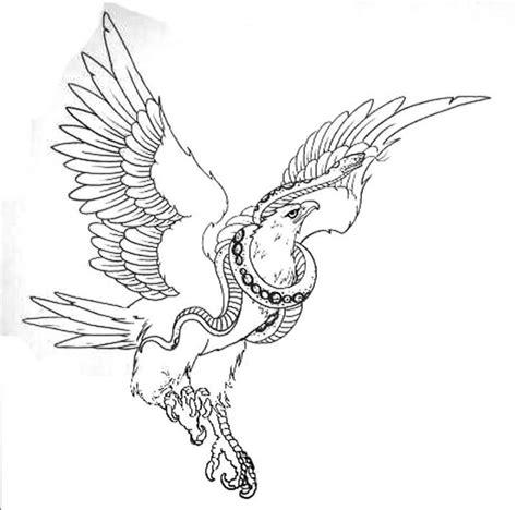 eagle and snake by tonywave33 on deviantart