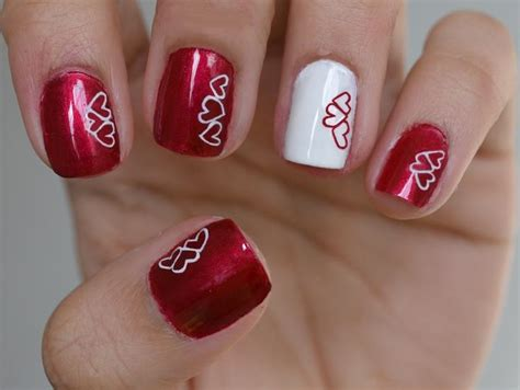 valentines nails design wedding nail designs s day nail 2031499