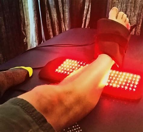 red light scar treatment red light therapy asher sports therapy