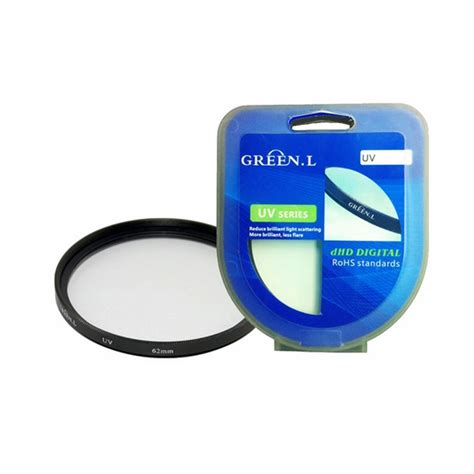 best uv l for sts green l uv filter 62mm foto aartsen best