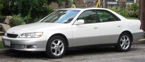 lexus models 2000 2000 lexus es 300 information and photos momentcar