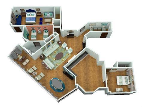 one bedroom study 3d floor plan net zero village 3d floor plan design interactive 3d floor plan yantram