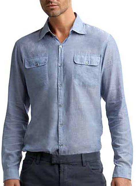 Modern Pocket Shirt modern flap pocket shirt sleeves makeyourownjeans 174 made to measure custom for