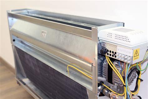 fan coil a soffitto ventilconvettore parete