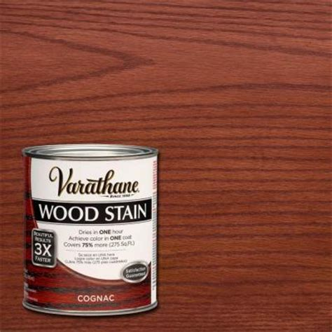 home depot paint for wood varathane 1 qt 3x cognac premium wood stain wood stain