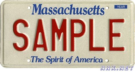 Vanity Plates Ma by Massachusetts License Plates