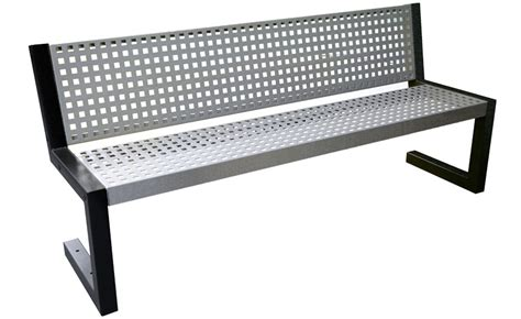 Bench Site City Bench Um392 Benches Site Furnishing Benito