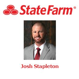 Josh Stapleton   State Farm Insurance Agent in
