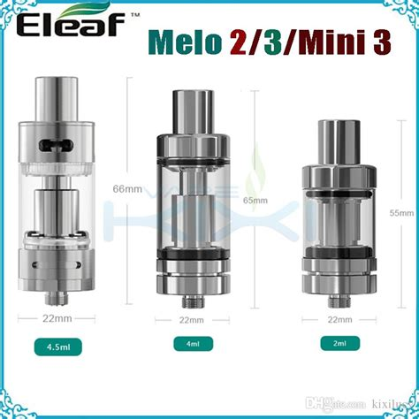 New New Istick Pico Coil Koil Eleaf Melo3 Replacement 05 Ohm newest melo 3 mini melo3 melo2 tank ecig sub ohm tank 4 5 4 2ml with ec coil for eleaf