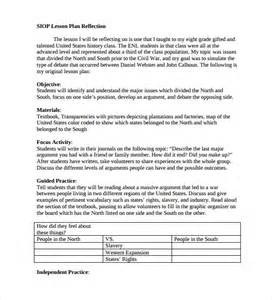 siop lesson plan templates sle siop lesson plan templates 10 free exles