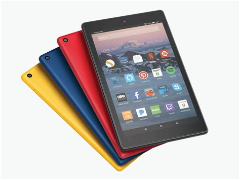 amazon fire review amazon fire hd 8 2017 wired