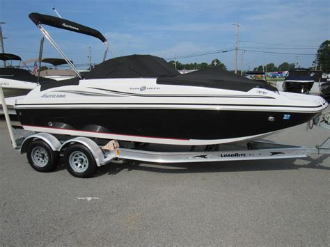 used hurricane deck boats for sale used hurricane deck boat boats for sale page 5 of 9