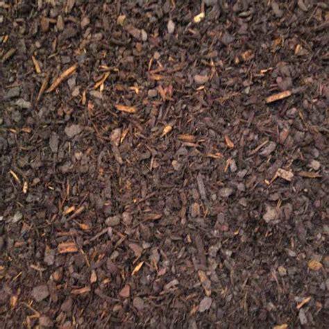 decorative bark bulk bag mccarthys fuels builders