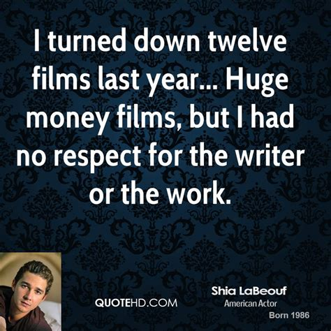 last respects books quotes by shia labeouf like success