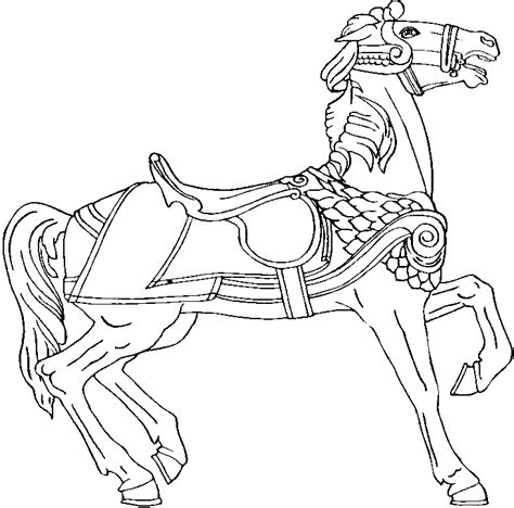 coloring pages of real horses free printable horse coloring pages for kids