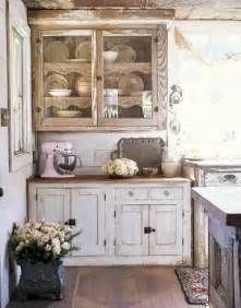 Shabby Chic Kitchen Cabinet Enchanted Cottage Panda S House