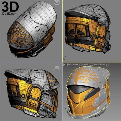 helm design program 3d printable model iron breed great helm titan destiny
