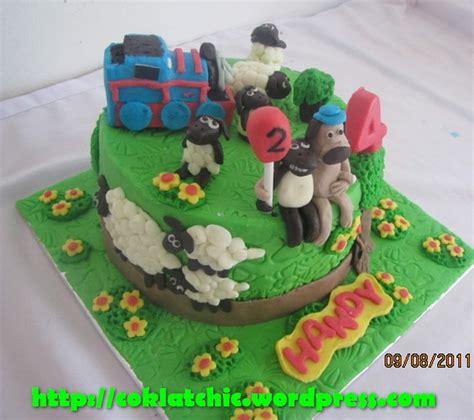 Kue Ulang Tahun Kue Ultah Shaun And Sheep 30x30 shaun the sheep dan timmy time jual kue ulang tahun page 20