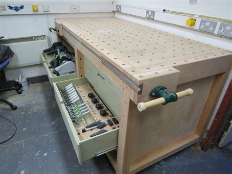 festool saw bench workbench with festool storage workshop pinterest workbenches benches and faces