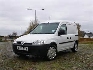 Combo Vauxhall Used 2007 Vauxhall Combo For Sale In Derbyshire Pistonheads