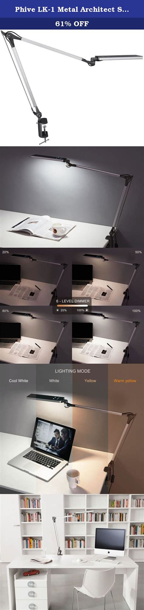 phive lk 1 architect swing arm led l phive lk architect swing arm led l