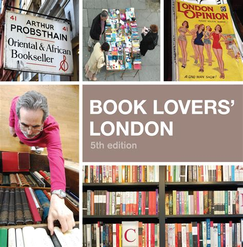 libro book lovers london the london book barge metro guides