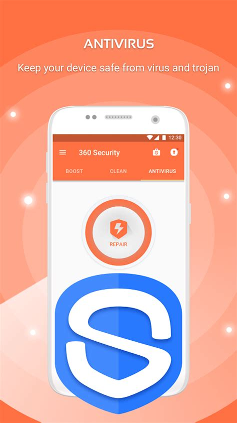360 mobile security free 360 security free antivirus booster cleaner android