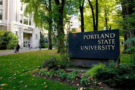 Portland Mba Psu by Top 10 Colleges For An Degree In Portland Or