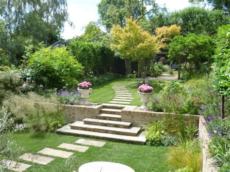 Garden Ideas For Large Gardens 19 Garden Walkway Designs Decorating Ideas Design