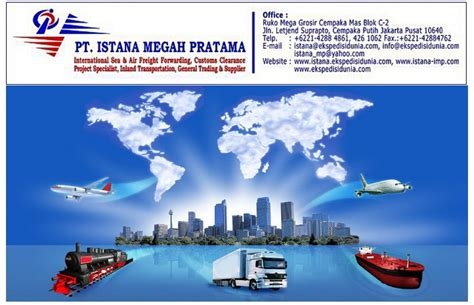 we are international sea air freight forwarding our services to worldwide destination whether