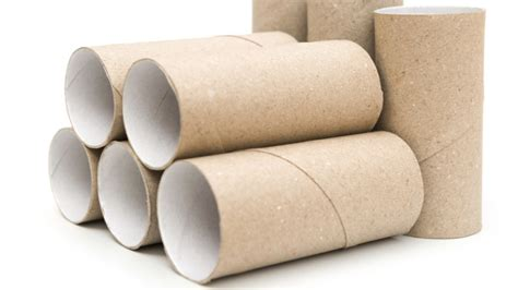 How To Make A Paper Roll - 12 chic ways to decorate your home with toilet paper rolls