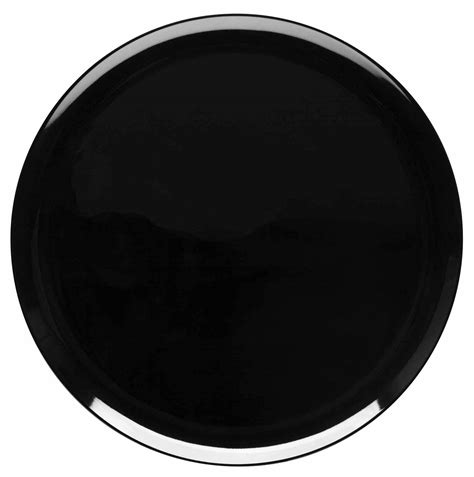 black plate black dinner plates by zak designs