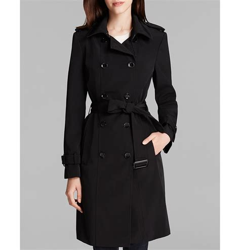 Calvin Klein Trench Coat   Double Breasted Belted   Bloomingdale's