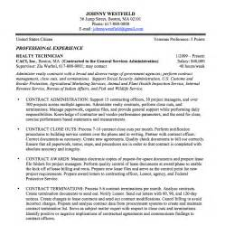 Usa Jobs Resume Format Example by Federal Resume Sample And Format The Resume Place
