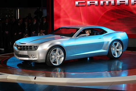 chevrolet camaro concept images specifications