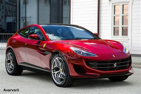 A Ferrari Suv ferrari suv pictures auto express