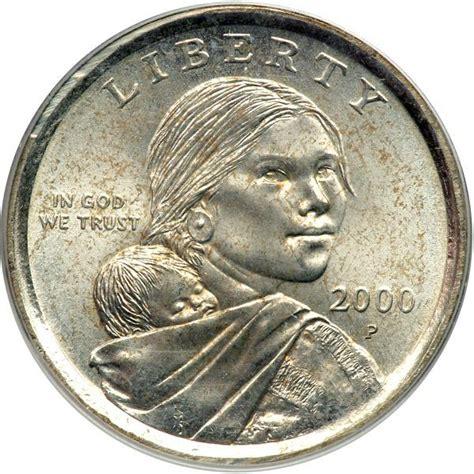 2000 p sacagawea dollar pcgs ms65 price estimate 2800 3000