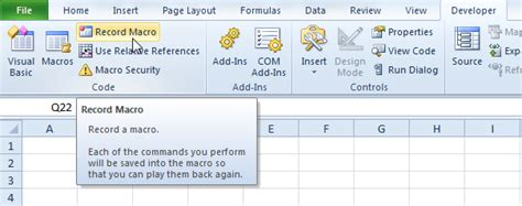 how to record a macro in excel 2007 youtube excel macro image gallery excel record