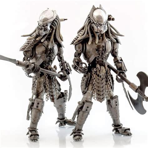 the art of metal metal art warriors
