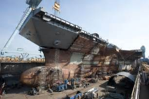 Gerald R Ford Carrier Newport News Shipbuilding Completes Uss Gerald R Ford