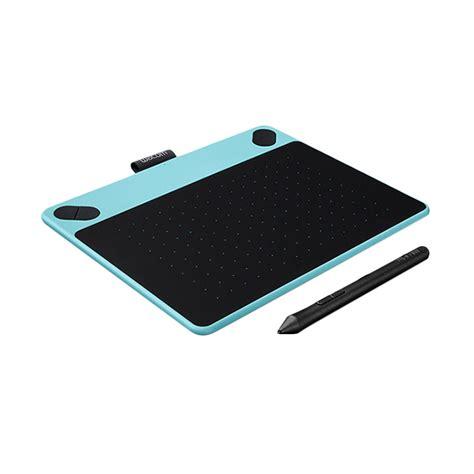 Wacom Intuos Pen Tablet Ctl 490 jual wacom ctl 490 b0 intuos draw small mint blue pen