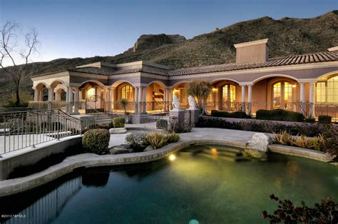 Tucson Az Luxury Real Estate Luxury Homes Tucson Az