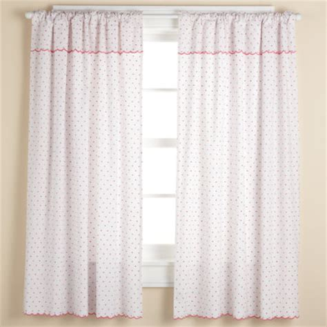Dotted Swiss Curtains Curtains Room Decor